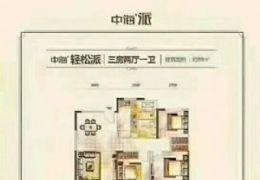 赞贤路89平米3室2厅1卫出售