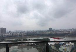 中航城 大气五房中空复式 全线江景带车位 300W