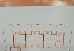 水韵嘉城正规4房138平单价7100