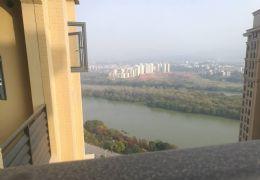 玖珑湾一期 3层江景复式楼 子母车位100多平露台