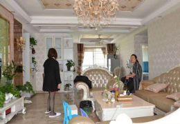 九方恒大名都139平米4室2厅2卫3000出租