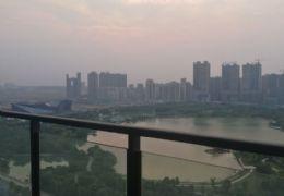 中航公元 一线湖景 正规四房可做五房 十米大阳台!