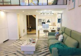 一手豪装复式公寓38~66平米 特 价42万