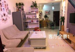 火车站龙鑫华城 拎包入住80万 南向大两房学区房