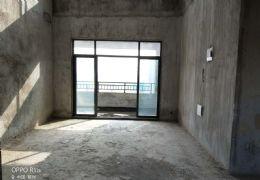 章江新区地王江景复式 使用面积400多平 结构方正