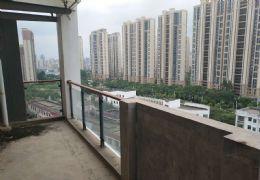 单价11800新区毛胚正规三房,南北双阳台。通透