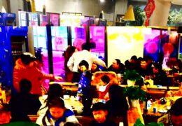 章江新区 美食城 海鲜烫金铺10米开间只此一套
