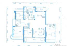 嘉福金融中心183平米4室2厅2卫出售