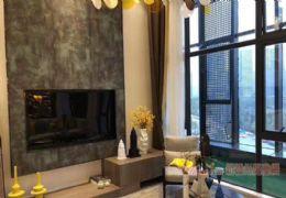 九铭广场 生态湖景 复式公寓 精装交付 拎包入住