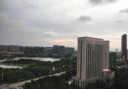 万象城旁起点壹中心118平米3室2厅2卫一线湖景房