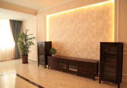 滨江紫荆花园2楼147平美式豪装大3房确实不看??