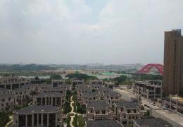 世纪嘉园 坐北朝南 江景通透4房 6*2米超大阳台