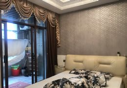 新区嘉福尚江尊品,豪装两房房东急售92万《带车位》