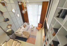 中央公園天際酒店公寓55平米出售