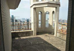 锦绣星城电梯7房3层复式南北大露台