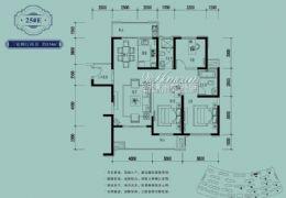 江山里通透大三房,全小區最具性價比房源