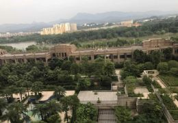 嘉福尚江尊品全线江景房129平米 3+1户型 诚心