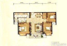 中海110平米3房,单价不到11800,业主急售