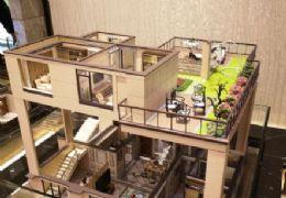 【空中别墅】复式洋房享80平露台,可以洋房何必高层