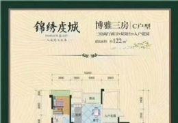 章江新区锦绣虔诚 毛坯3+1房 169万 豪德学区