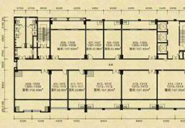 西城商业中心包租公寓,单价6600