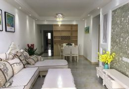 开发区 劲嘉山与城 恒大 保利旁 精装3房,送家具