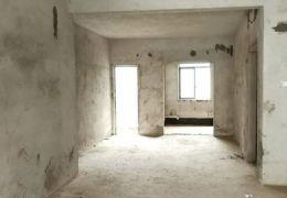 城市广场 124平三房两厅可改四房 无遮挡采光好公