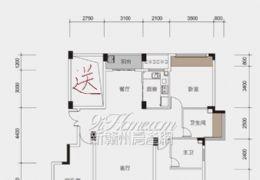 乾盛T1公馆花园洋房带超大花园地下室246万急售!