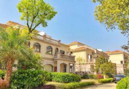 能买别墅,何必买复式平层! 圣地亚哥双拼别墅 实惠