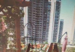 水游城88平米3室带120平大露台带车位160万出售