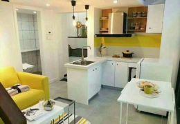 开发区核心地段 精装修复式公寓两房仅售35万