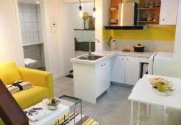 开发区豪装复试公寓 3室2厅1卫精装修 带家具家电