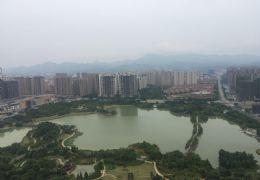 公园大观一线湖景阔绰5房,赣州豪宅标杆,万象城旁