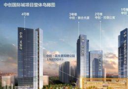 章江新区 中创国际城 沃尔玛商铺 数量有限