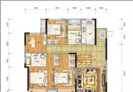 海亮天城125平米4室2厅2卫出售直接上户!!!