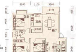 老城区manbetx网页府南北通透三房仅售86万