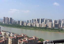首付33万买厚德路学区,江景通透大三房,免税。