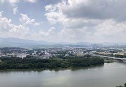 玖珑湾【全线江景 中空三层复式 鸟瞰整个蓉江新区】
