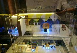 琴江路6.6米复式公寓绝版户型新区核心地段