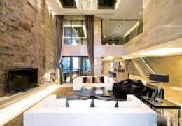 第五大道万象城旁 6.6层高复式公寓 买一层送一层