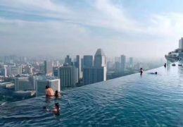 临湖天际泳池酒店豪装公寓 15年租约 高租金