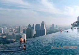 临湖天际泳池酒店 豪装公寓 带15年租约 高回报率