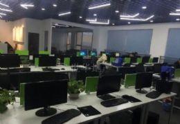 华润大厦 263平 高端写字楼 带全套办公设备 即