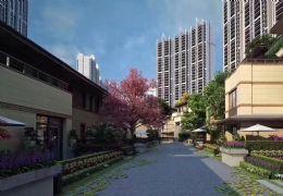 嘉福地产别墅洋房使用面积200多平方配2个车位
