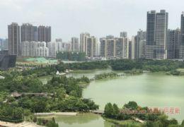 中航公元·高层186㎡正规大5房 俯瞰赣州中学湖景