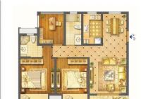 中海锦园89平米2室2厅出售