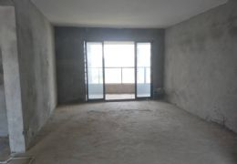 上上城143平毛坯5房,中间楼层,江景品质社区