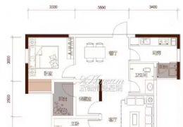 起点壹中心88平米3室2厅2卫出售