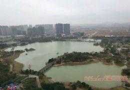 华润万象城旁 全线湖景 4层复式带露台 235万