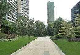章江新区中央公园旁一线湖景云星大观